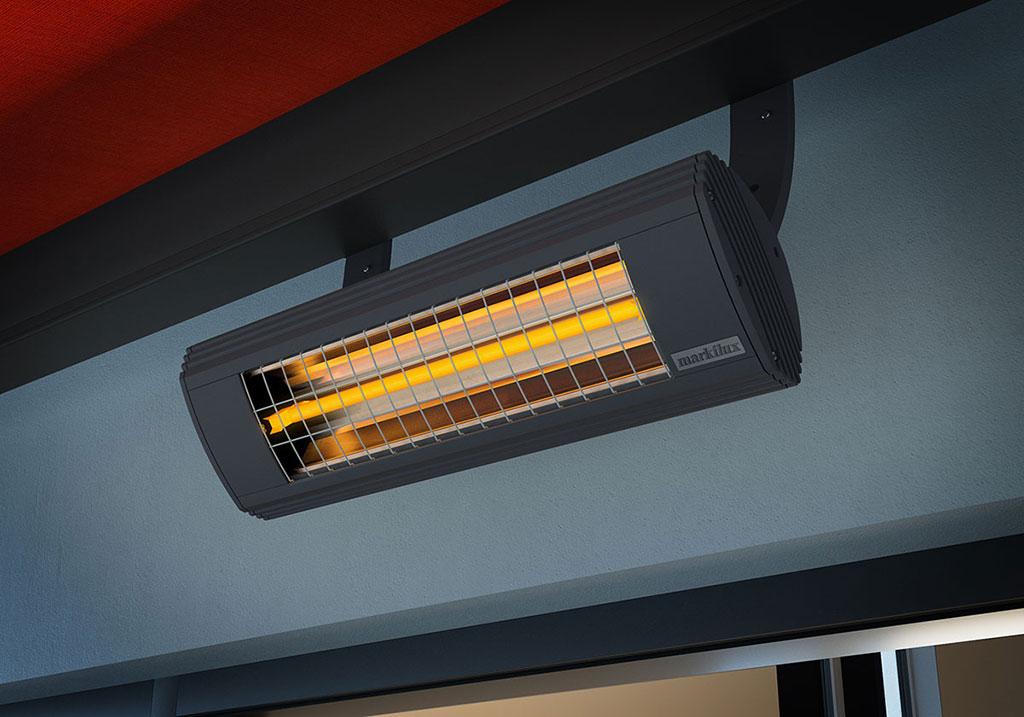 markilux Extra 710 heating