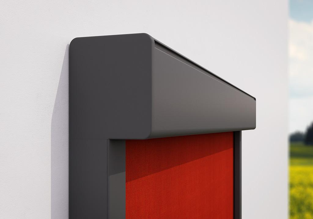 Κάθετη τέντα για παράθυρα markilux 620
