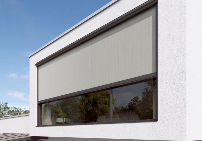 Κάθετη τέντα για παράθυρα markilux 776 - 876