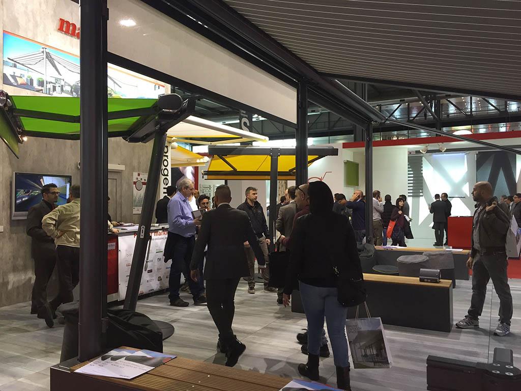 Η markilux στην MADE expo
