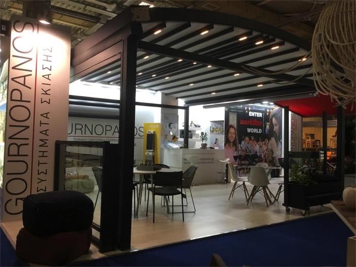 markilux στη horeca 2018