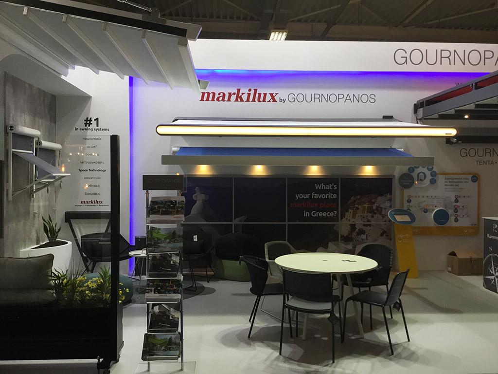 Η markilux στη HO.RE.CA. 2017