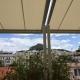 Πέργκολα markilux pergola 110 στην Αθήνα | by Kyriakopoulos