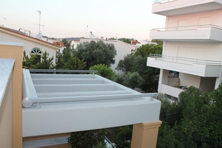 Πέργκολα markilux 8800 στην Αθήνα | by Gournopanos