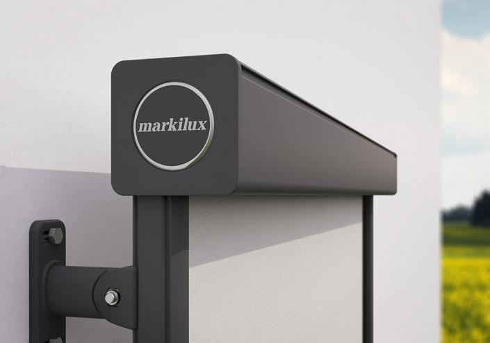 Κάθετη τέντα για παράθυρα markilux 725 - 710 Detail