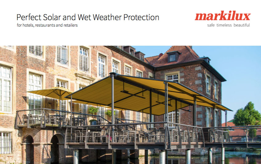 Perfect Solar and Wet Weather Protection