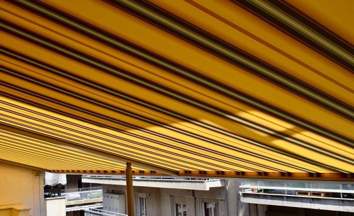 Πέργκολα markilux στο κέντρο της Θεσσαλονίκης | by Tentomakedoniki Karantonas