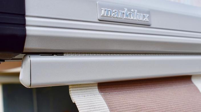Τέντα markilux 1300 & 710 στην περιοχή Χαριλάου Θεσσαλονίκης | by Tentomakedoniki Karantonas