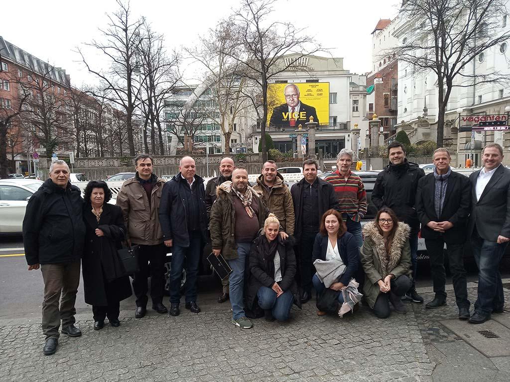 Αντιπρόσωποι markilux στο Βερολίνο