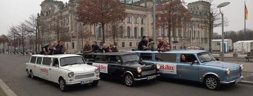 Βόλτα markilux στο Βερολίνο