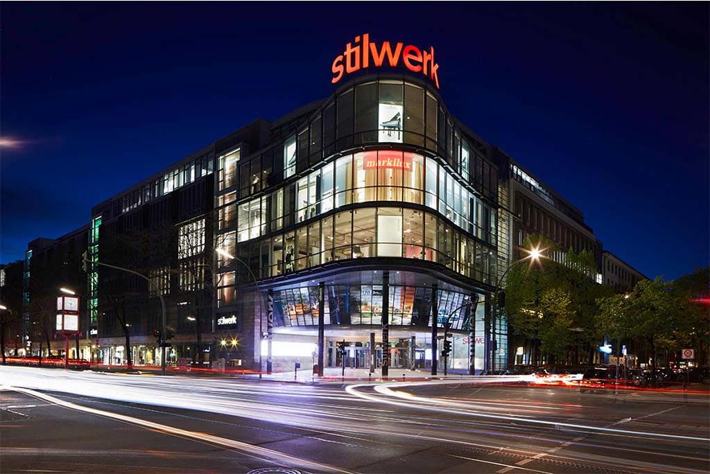Εκθεσιακό κέντρο markilux στο Βερολίνο