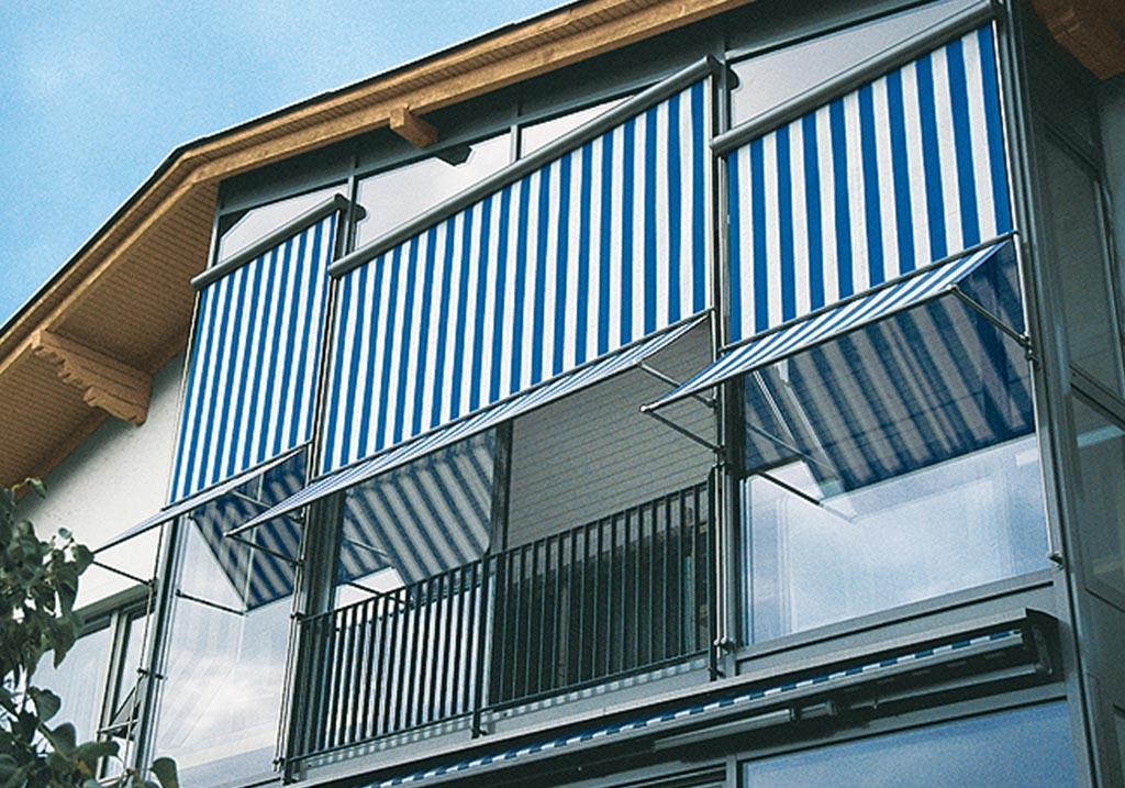 Κάθετη τέντα για παράθυρα markilux 740 - 840