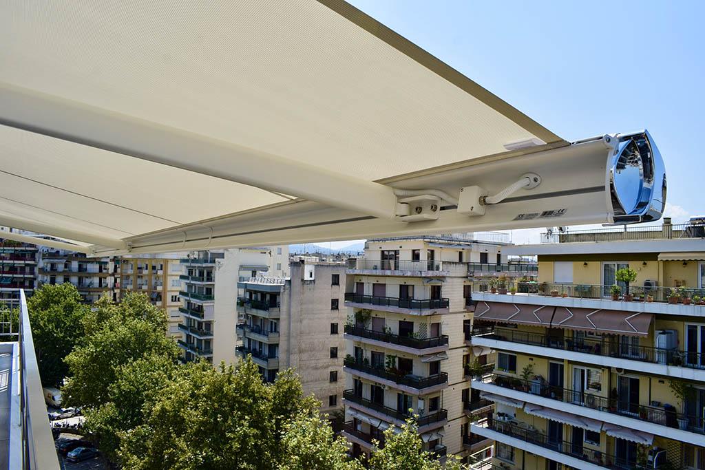Τέντα markilux 6000 στην Θεσσαλονίκη | by Tentomakedoniki Karantonas
